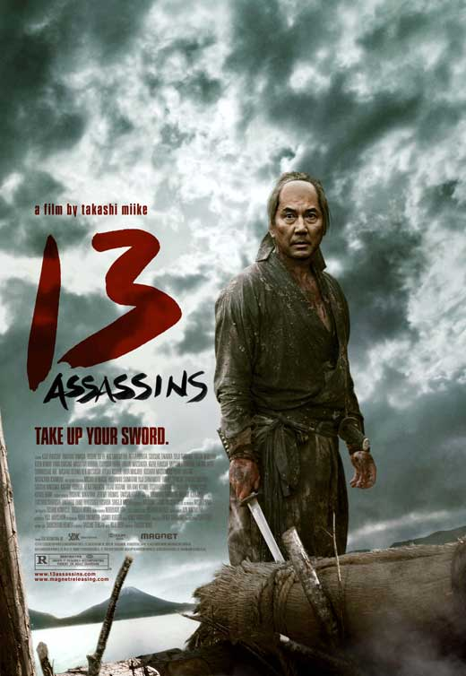 Filme Poster 13 Assassinos DVDRip RMVB Legendado