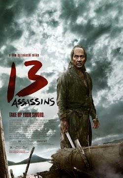 13 Thích Khách - 13 Assassins (2010) Poster
