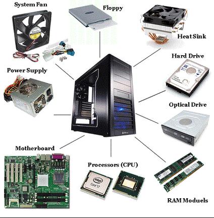 Computer Hardware kya hai