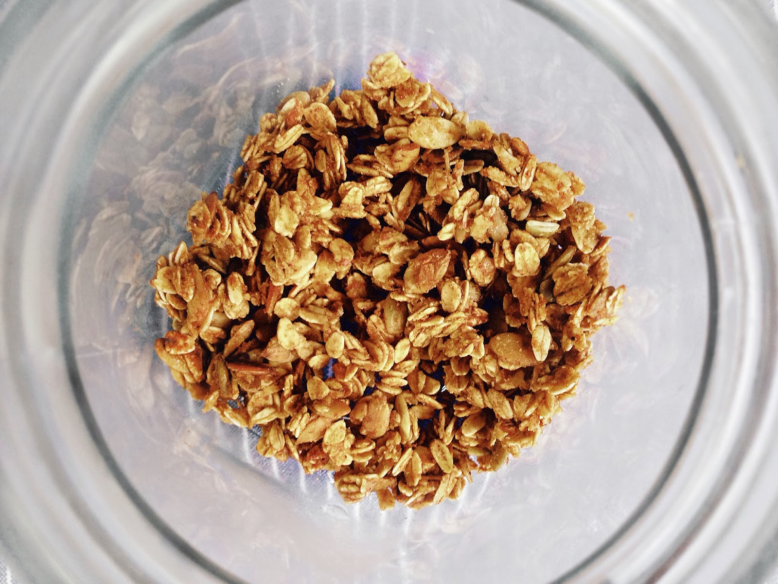 Made to Create: Pumpkin Granola