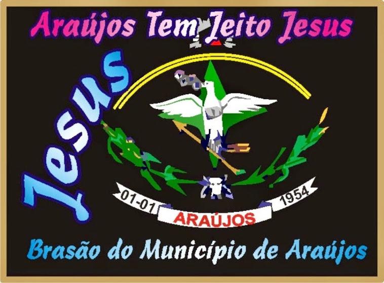 Araújos Tem Jeito Jesus Cristo