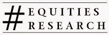 Founder of Equities Research. Stockdiagnostics Specialist