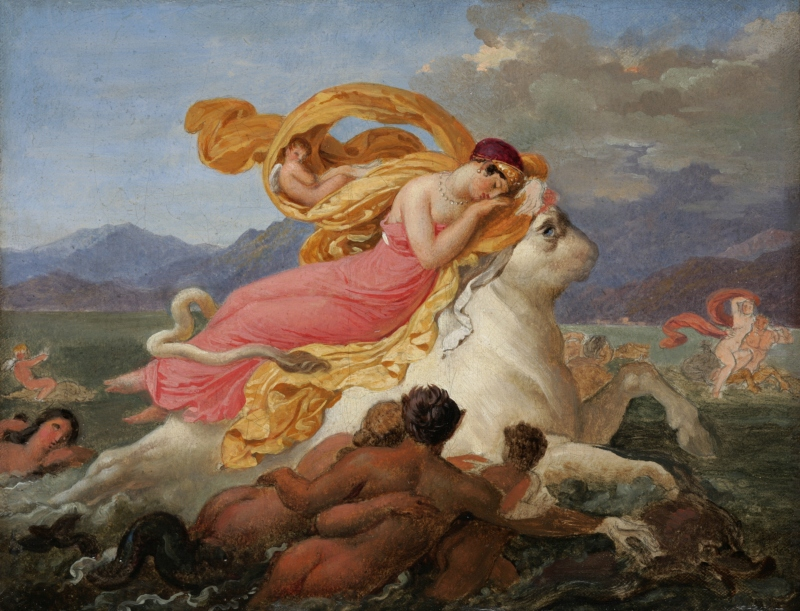Girodet de Roucy-Trioson europe