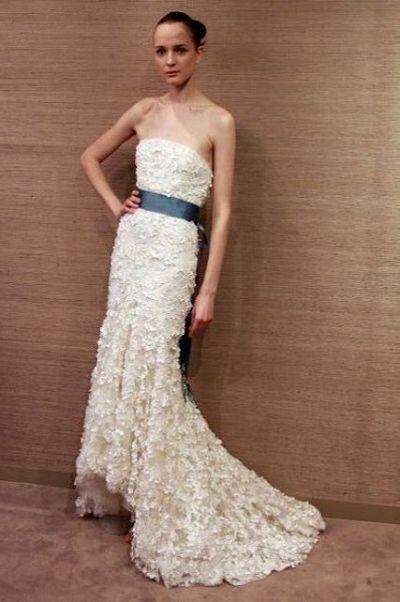 Bridal wedding dresses monique lhuillier wedding dresses for Monique lhuillier brooke wedding dress