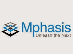 MphasiS Recruitment 2014-15 for freshers