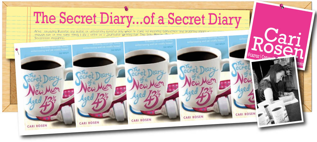 The Secret Diary...of a Secret Diary