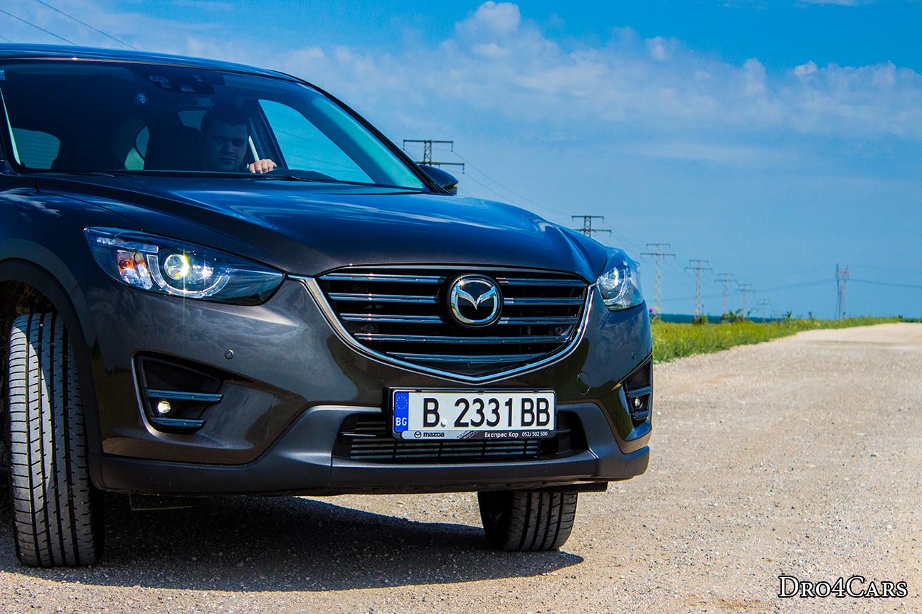 The Tested 2015 Mazda Cx 5 Impresses Dro4cars Timing Belt 9 Crashworthiness