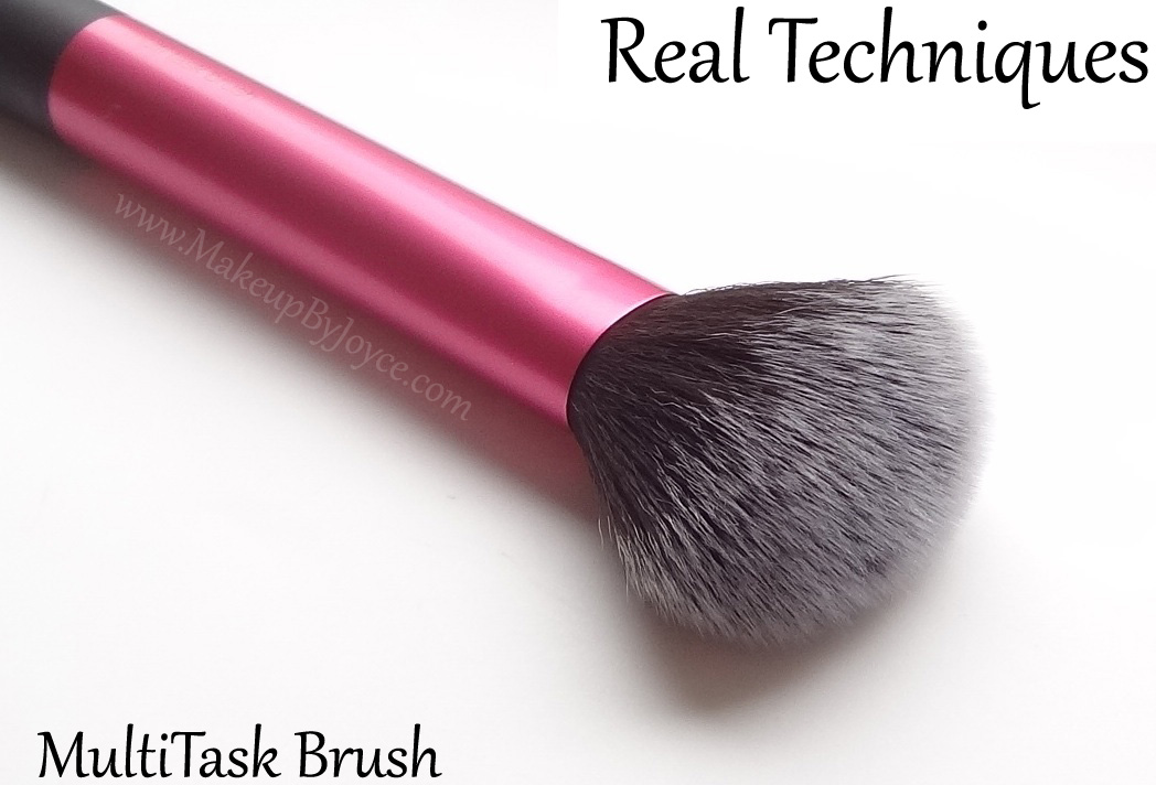 Real techniques multi task brush review
