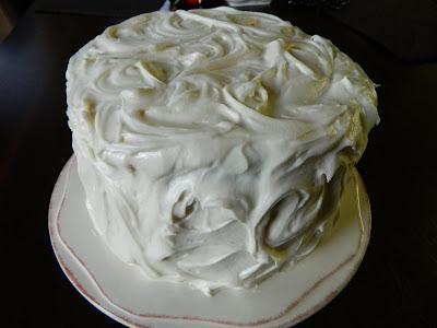 Karat Cake Recipe