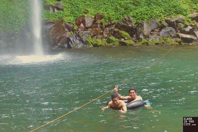 camiguin katibawasan falls salbabida
