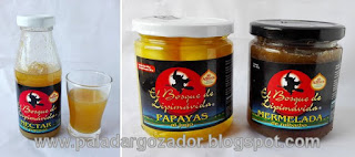 Bosques de Lipimavida productos papaya