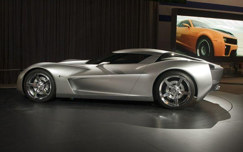 Chevrolet Corvette Stingray Concept Car Top Of Design Trend