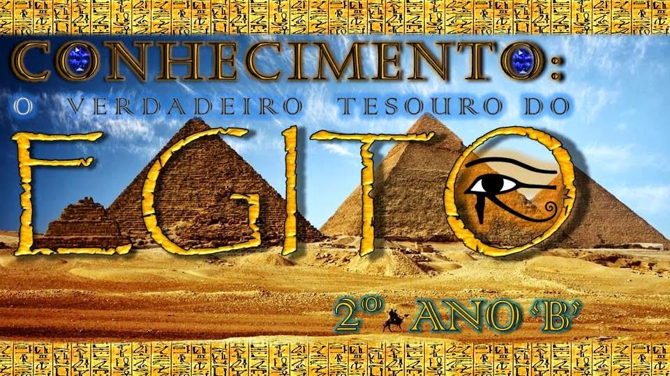 Conhecimento: O verdadeiro tesouro do Egito