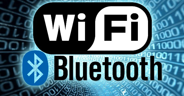 Wi-Fi and Bluetooth are always on