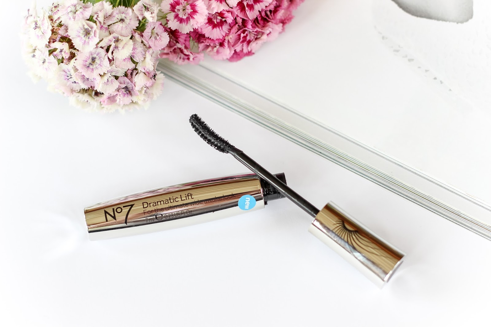 No7 Dramatic Lift Mascara Review