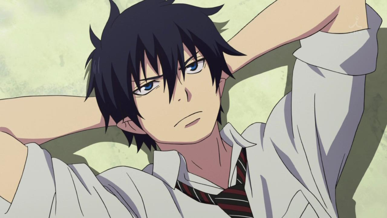 blue exorcist rin okumura - photo #12