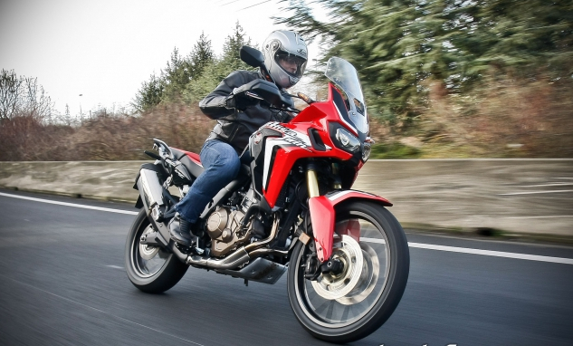 CRF Honda Africa Twin 1000 L Review