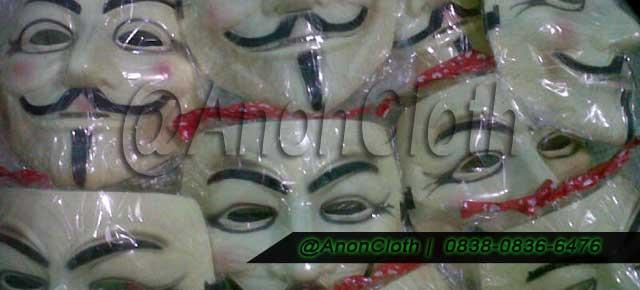 Jual Topeng Anonymous Di Jakarta Selatan