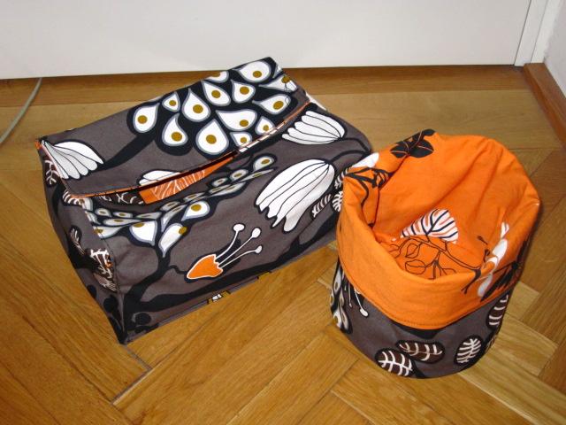 rund und eckig tausche kindergewand gegen stoffkorb. Black Bedroom Furniture Sets. Home Design Ideas