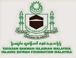 Jawatan Kerja Kosong Yayasan Dakwah Islamiah Malaysia Malaysia (YADIM) logo www.ohjob.info