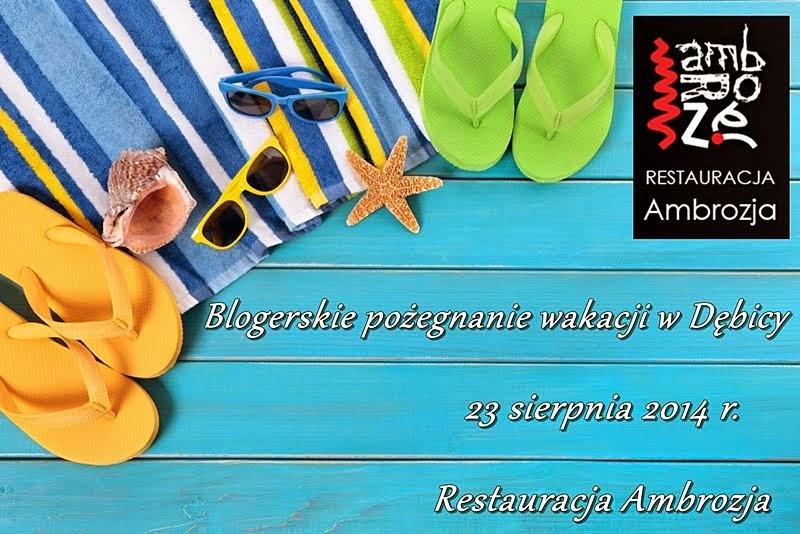 Blogerskie pożegnanie wakacji w Dębicy