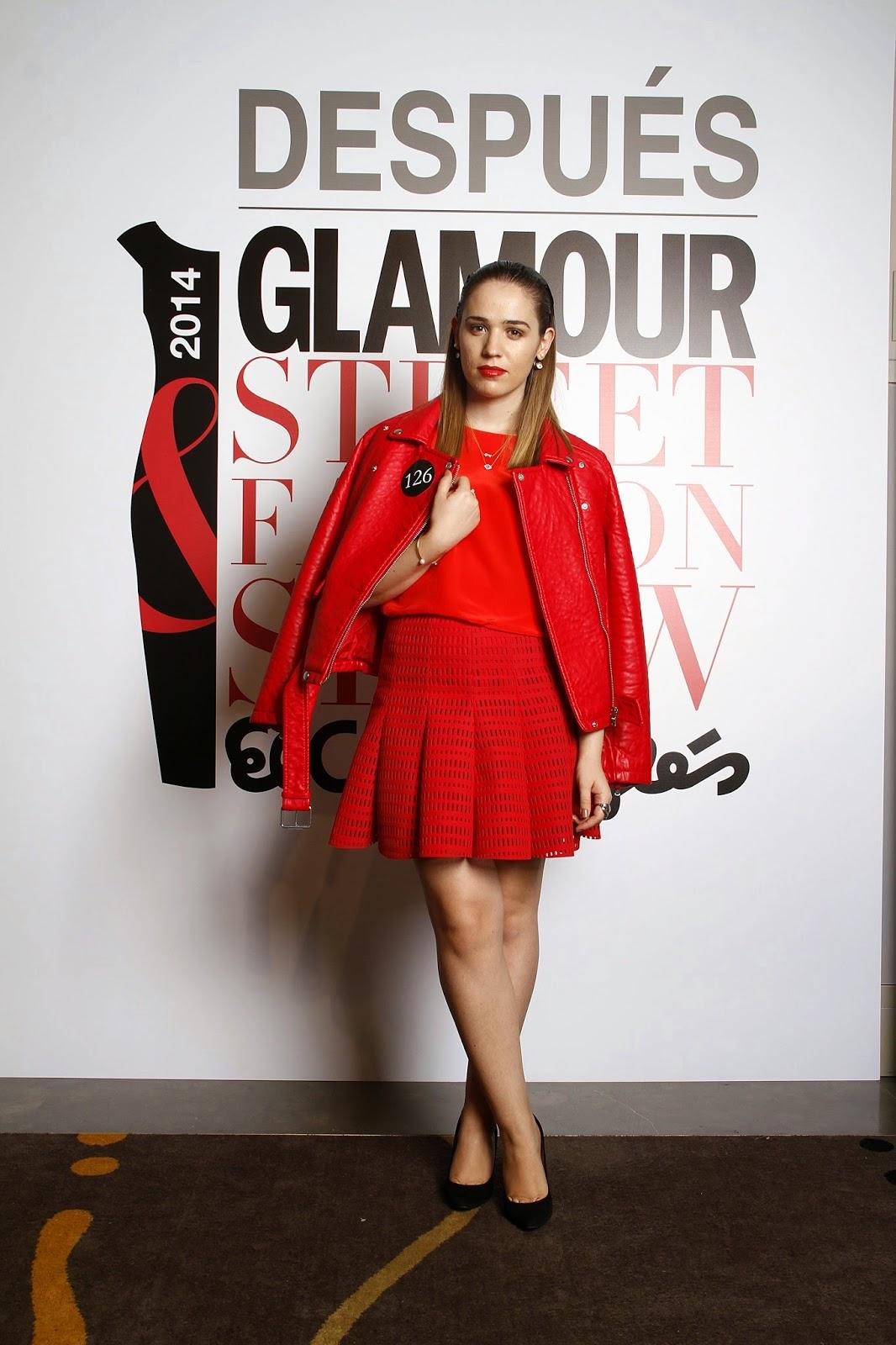 #GlamourStreetFashionShow El gran día