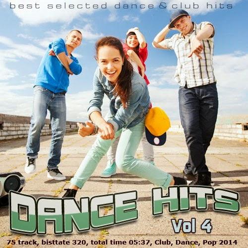 Download [Mp3]-[Dance]มาใหม่ล่าสุด ชุดใหม่มาแล้ว เพลงแด๊นซ์ฮิต ๆ มันส์ ๆ Dance Hits Vol. 4 (2014) คุณภาพเสียง@320kbps [Shared] 4shared By Pleng-mun.com