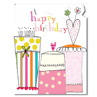 birthday cakes greeting cards stationery designers Liz and Pip Ltd