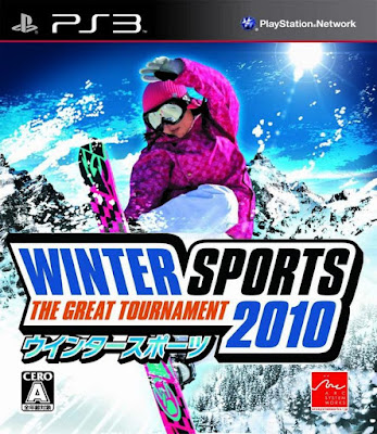 [PS3]ウインタースポーツ 2010 -The Great Tournament- (JPN) ISO Downloa