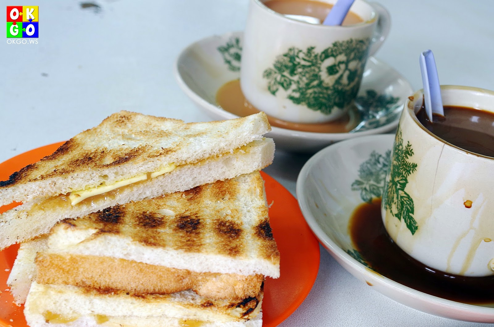 Tan Hiok Nee Kin Wah Roti Toast