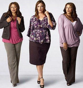 clothes for larger women