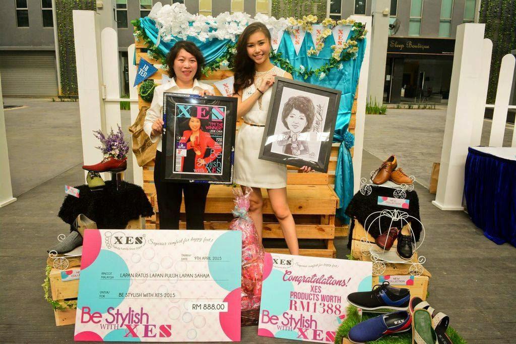 Majlis Pengumuman Pemenang 'Be Stylist With XES' Dunia Patik