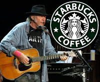 Neil Young vs. Starbucks