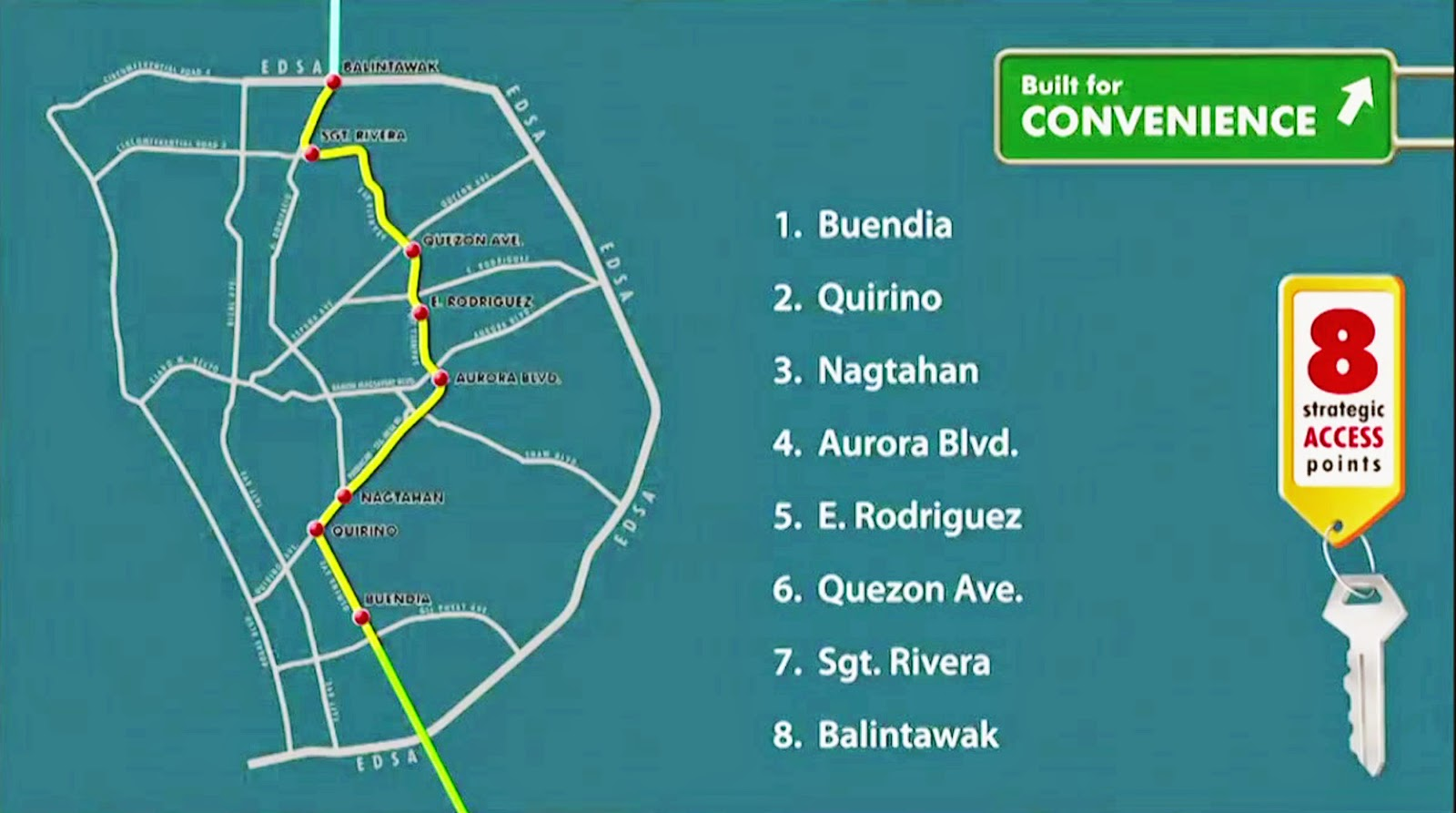 normrealty  metro manila skyway stage 3 connecting nlex and slex