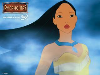 Imagenes de Pocahontas
