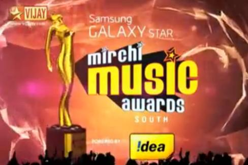 Mirchi Music Awards – Vijay Tv 25-08-2013