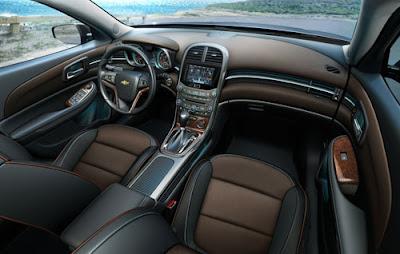 Chevrolet Malibu Eco 2013