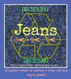 Jean reciclar