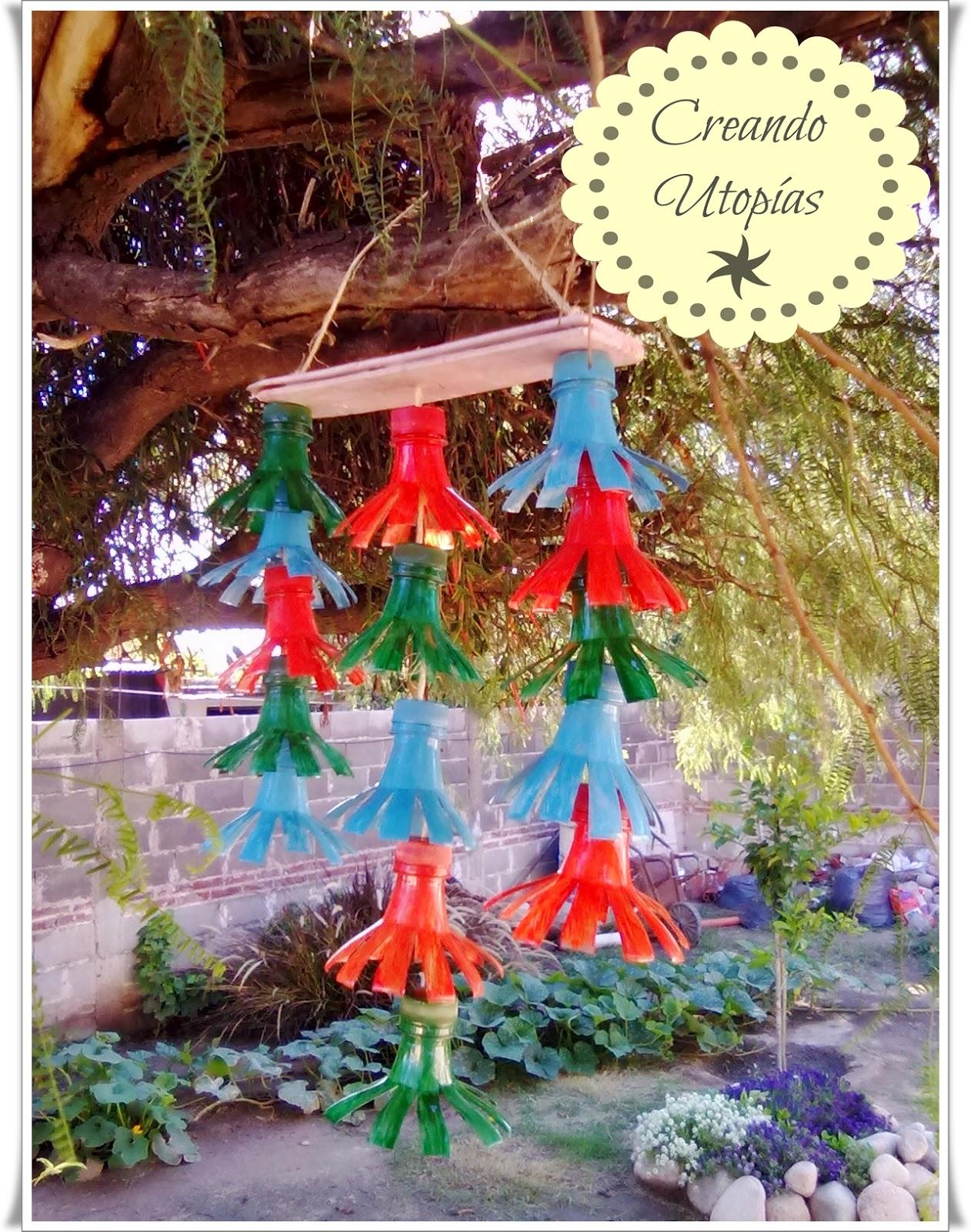 Creaciones mdo for Bordes jardin
