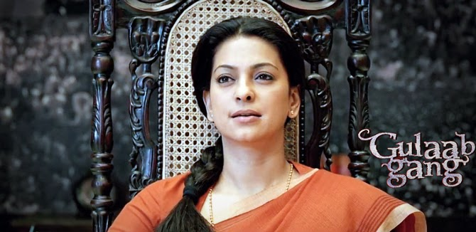 Juhi Chawla in Gulaab Gang Movie Photo