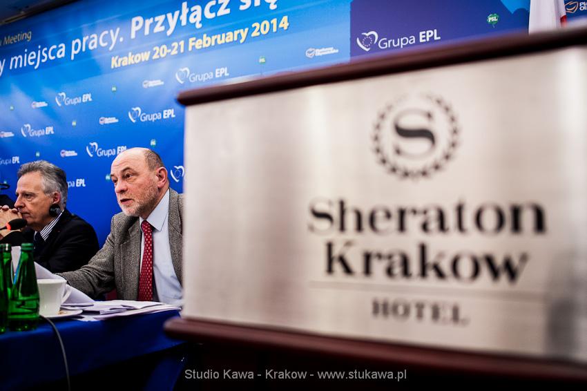 Konferencja EPP/EPL w Krakowie. Event, obsluga fotograficzna,