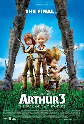 Sinopsis Film ARTHUR 3 - VIdeo Film ARTHUR 3