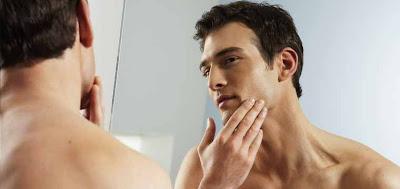 aftershave piel