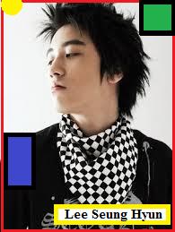 Profil Biodata Lee Seung Hyun