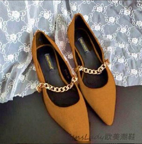 Fashion Sepatu Flat Wanita Murah Meriah Berkualitas