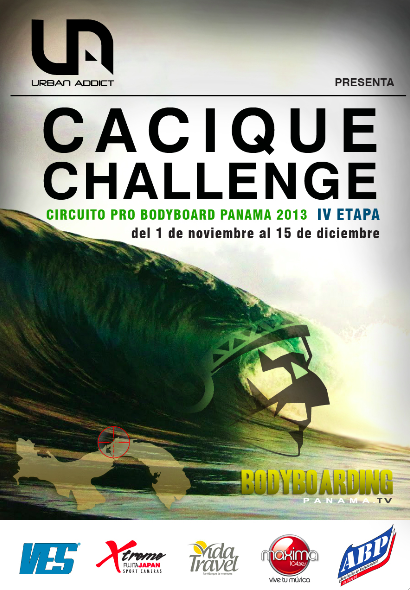 urban addict - cacique challenge