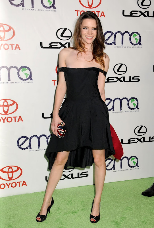 Talulah Riley at Environmental Media Awards 2012