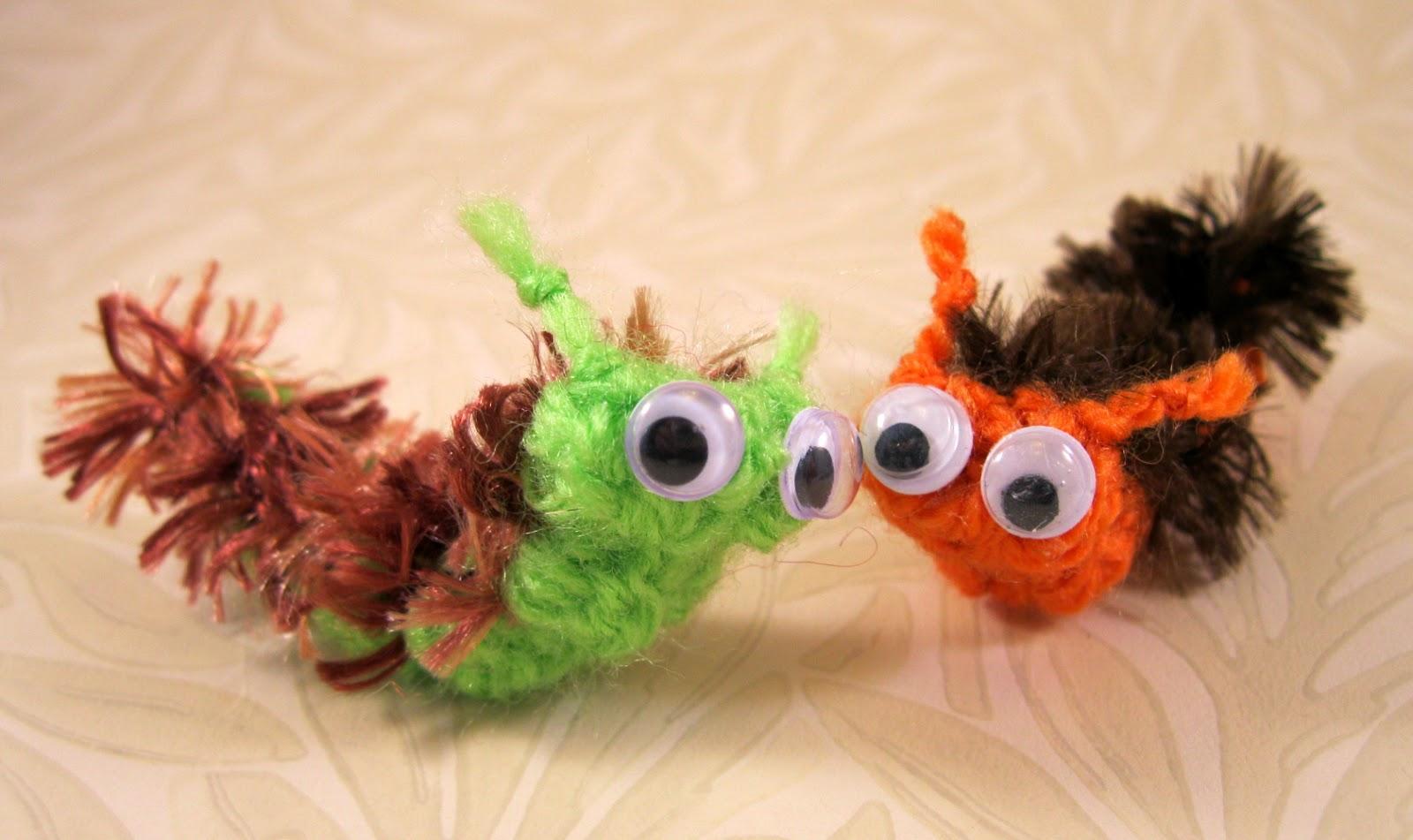LucyRavenscar - Crochet Creatures: June 2014