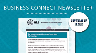 The September issue of the Business Connect Newsletter is now available.