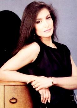 Daniela Romo joven